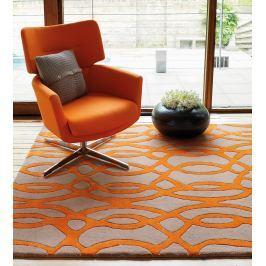 Matrix szőnyeg MAX37 Wire - narancssárga