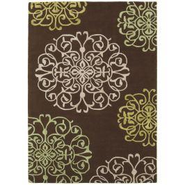 Matrix szőnyeg MAX42 - Tangier - barna