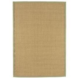 Szizálkender szőnyeg - len zsályával szegélyezve