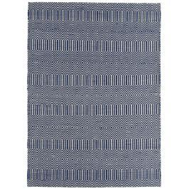 Sloan koberec 160x230cm - modrá