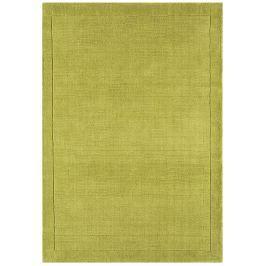 York ručne tkaný koberec 120x170cm - zelená