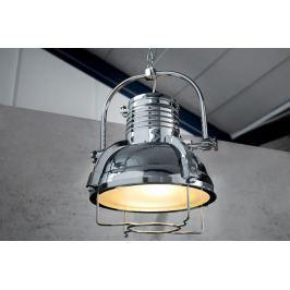 Függesztékes lámpa INDUSTRIE II - króm