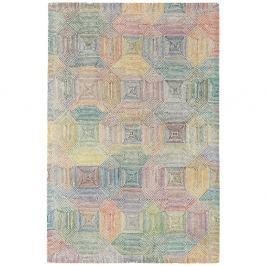 Szőnyeg CAMDEN - krémszín/sokszínű