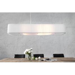 Függesztékes lámpa PARIS 100 cm - fehér