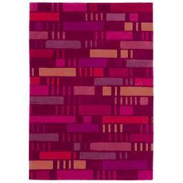 HARLEQUIN HA10-036 - cipzáros/piros 160x230cm
