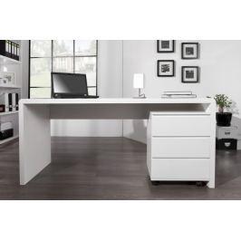 Íróasztal TRADE XL - fehér