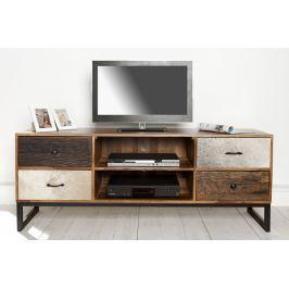 TV asztal NATUR 150 cm - sokszínű