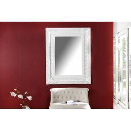 Tükör CLEMONT 130x100 cm - fehér