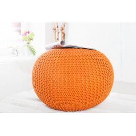 Babzsák PUFI - narancssárga