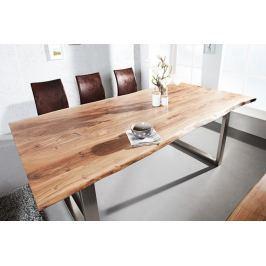 Étkezőasztal MAMUT 180 cm - természetes