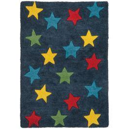 Szőnyeg CANDY Stars - Blue