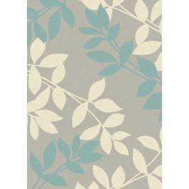 Szőnyeg FOCUS FC08 Blue Leaves