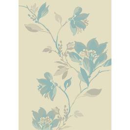 Szőnyeg FOCUS FC11 Blue Floral