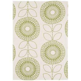 Szőnyeg ONIX Scandi Flower Green
