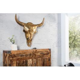 Fali dekoráció MATADOR 95 cm - arany
