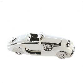 Auto OLDTIME, 21,50 cm - biela