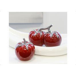 Dekoratívne paradajky DEEP, 16,50 cm - červená