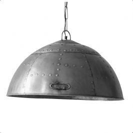 Závesná lampa FACTOR, 60 cm - stierborná