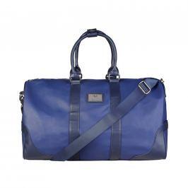Taška na batožinu VERSACE V 1969 - 50 cm - modrá