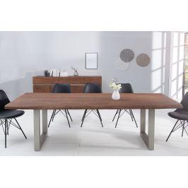 Étkezőasztal MAMAT 200 cm - természetes