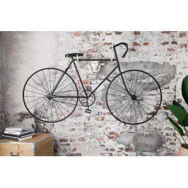 Nástenný držiak na bicykel BÝK - strieborná