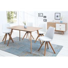 Jedálenský stôl GEHA 120 cm - prírodná