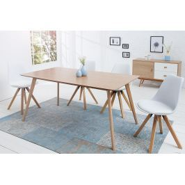 Jedálenský stôl GEHA 160 cm - prírodná