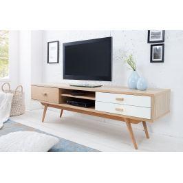 TV stolík GYHA 150 cm - prírodná