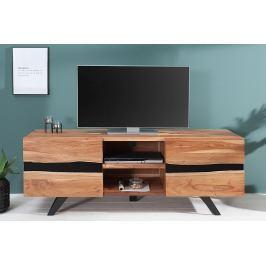 TV stolík ZONA 160 cm - prírodná