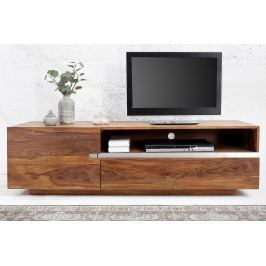 TV asztal WOTANA 170 cm - természetes