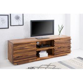 TV stolík FELER 150 cm - prírodná