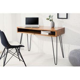 Písací stôl MATIS 110 cm - prírodná