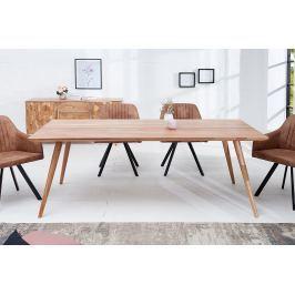 Jedálenský stôl MYSTIKA 160 cm - prírodná