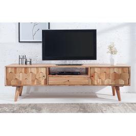 TV stolík MYSTIK 140 cm - prírodná