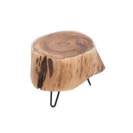Príručný stolík GOALA 35 cm - prírodná