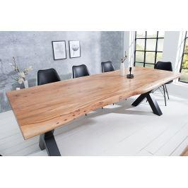 Jedálenský stôl MATUM 200 cm - prírodná