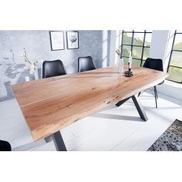 Jedálenský stôl MATUM 160 cm - prírodná