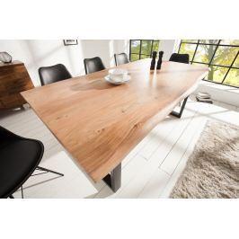 Jedálenský stôl MAMMOT 160 cm - prírodná