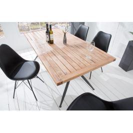Jedálenský stôl IRONIC 180 cm - prírodná