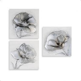 Obraz FLEURS 30x30 cm