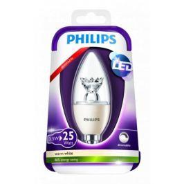 PHILIPS izzó LED E14 3,5W = 25W 250lm dimm.