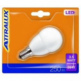 ATTRALUX by PHILIPS izzó E14 LED 3,5W = 25W