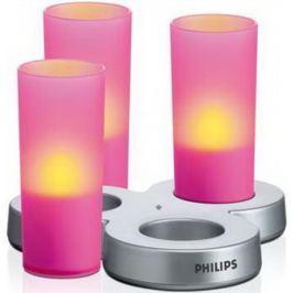 Philips IMAGEO CANDLELIGHT 69125/28/PH asztali LED lámpák
