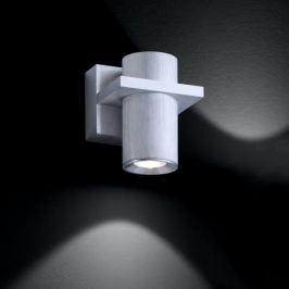 HONSEL LERA 28761 fali lámpa - ezüst színű  LED