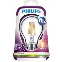 PHILIPS izzó LED B22 7,5W = 60W 2700K 700lm