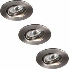 PHILIPS VIRGO 59463/17/PN süllyesztett lámpák (3 darabos készlet)