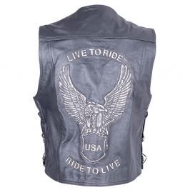 Sodager Live To Ride Vest M - fekete