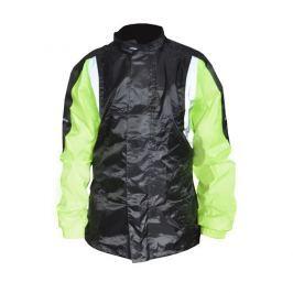 Ozone bunda Marin XXS - fekete-zöld