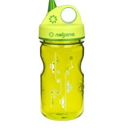 Nalgene Grip´n Gulp 350 ml Zöld Trail