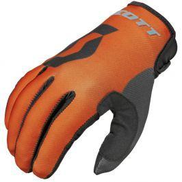 SCOTT 350 Track MXVI M - kék-narancssárga